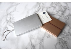 I am automatic card holder - silver