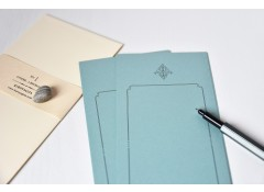 Retro writing paper set
