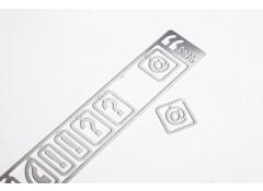 Punctuation bookmarks (10 pcs)