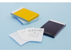 Multiple copies memo pad - dotted