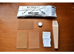 Japanese fork whittling DIY kit