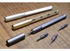 Mininch Tool Pen Mini - Silver