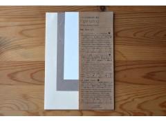 Paper tasting set: Washi